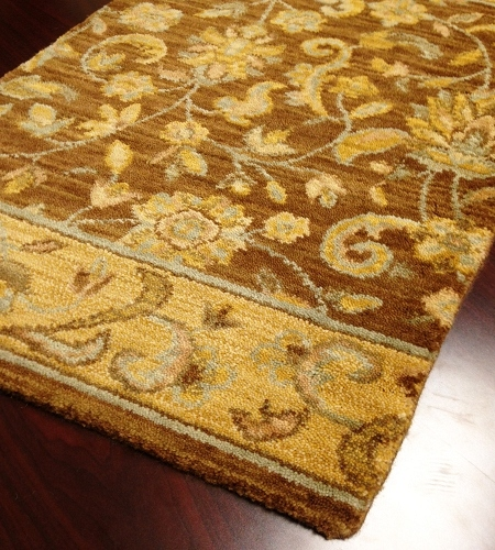 Estate Sagamore Copper Carpet Hallway and Stair Runner - 30