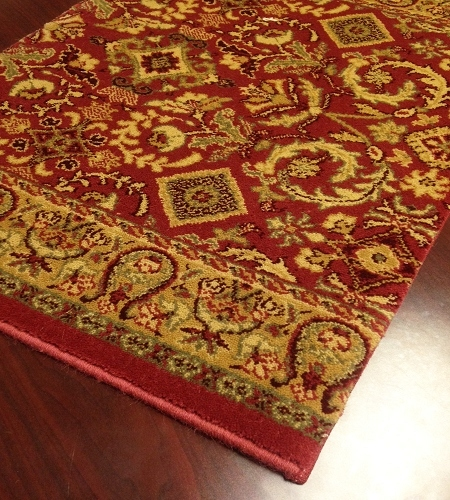 Savoy Topkapi 25977 Mulberry Carpet Stair Runner