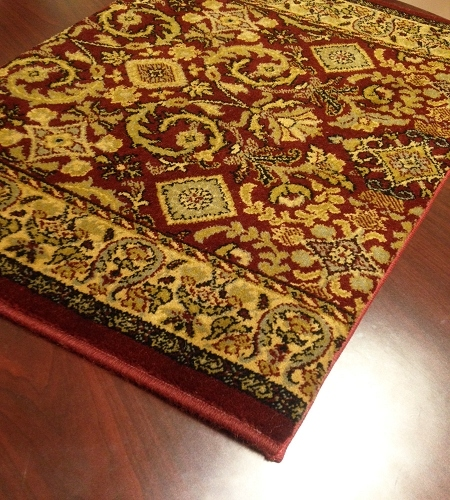 Savoy Topkapi 25971 Merlot Carpet Stair Runner