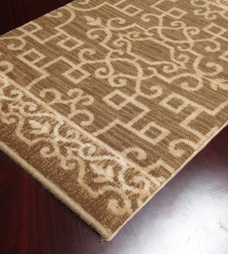 Royal Soverign Sonja 81942 Winter Wheat Carpet Stair Runner