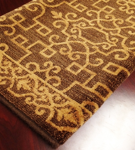Royal Soverign Sonja 81944 Espresso Carpet Stair Runner