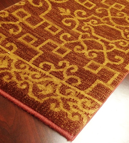 Royal Soverign Sonja 81946 Pompeii Red Carpet Stair Runner