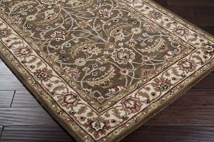 Caesar CAE-1003 Chocolate Forest Rug by Surya