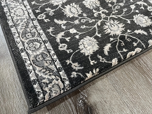 Peppero 2823 Anthracite Stair and Hall Runner