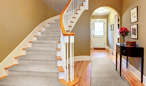 Mohrsville MR-01 Sand Finished Stair & Hall Runner