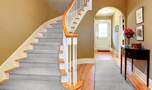 Mohrsville MR-01 Silvermine Finished Stair & Hall Runner