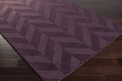 Artistic Weavers Central Park Carrie AWHP4029 Purple Area Rug
