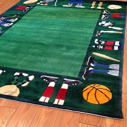 Payless Rugs Clearance All Play Area Rug 5 ft x 7 ft