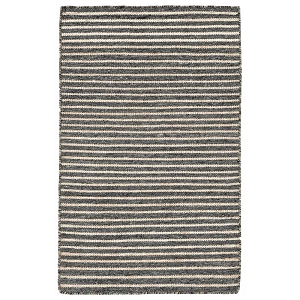 TransOcean Liora Manne Mojave 6203/48 Pencil Stripe Charcoal Rug