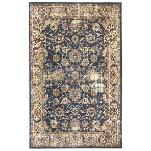 TransOcean Liora Manne Palace 8571/03 Isfahan Blue Rug