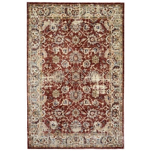 TransOcean Liora Manne Palace 8571/24 Isfahan Red Rug