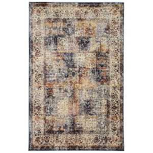 TransOcean Liora Manne Palace 8575/12 Antique Panel Ivory Rug