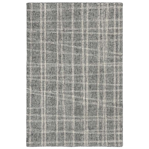 TransOcean Liora Manne Savannah 9506/19 Mad Plaid Flannel Rug