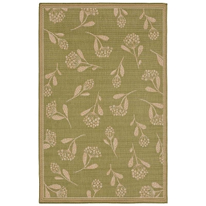 TransOcean Liora Manne Terrace 2769/56 Summer Flower Meadow Rug