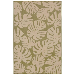TransOcean Liora Manne Terrace 2774/56 Fronds Meadow Rug