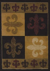 French Quarter 050 35845 China Garden Rug by United Weavers