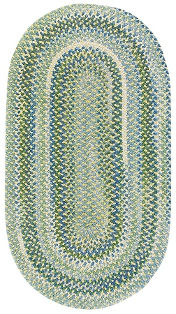 Yellow Waterway Rug by Capel
