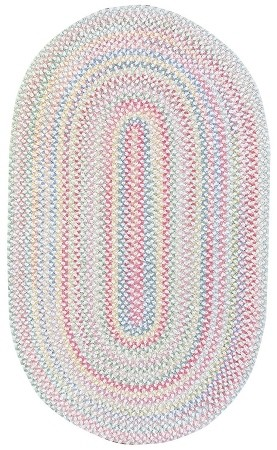 Natural Babys Breath Rug by Capel