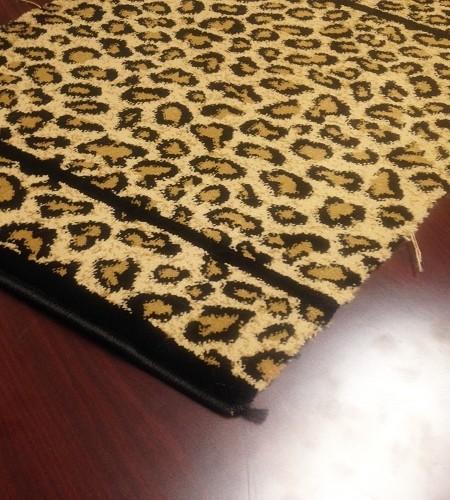 Brilliance Bri 11 Cheetah Carpet Stair Runner