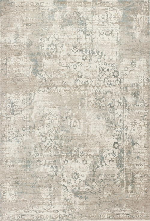 Kas Crete 6507 Ivory Illusion Area Rug