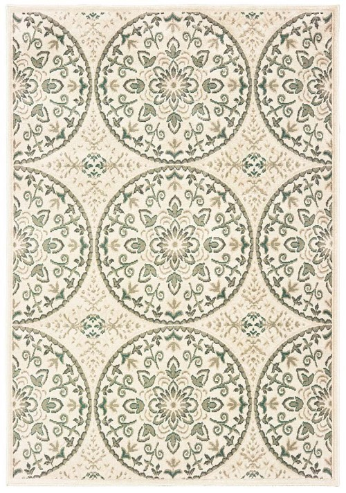 United Weavers Miami 3003 41093 Arcadia Canvas Rug