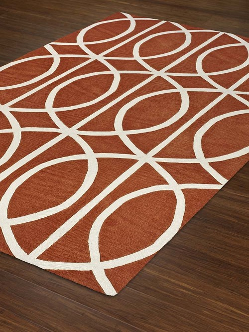 Dalyn Infinity IF-5 Pumpkin Rug