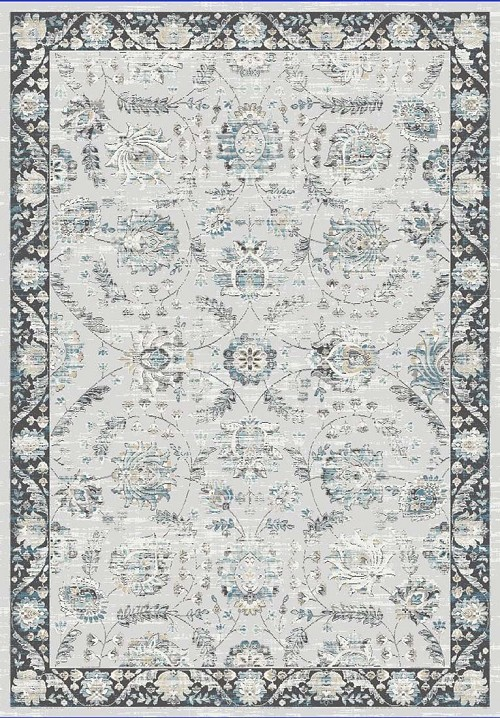 Dynamic Pearl 3740 190 Light Grey Rug
