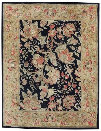 Ebony Garden Farms Rug by Capel