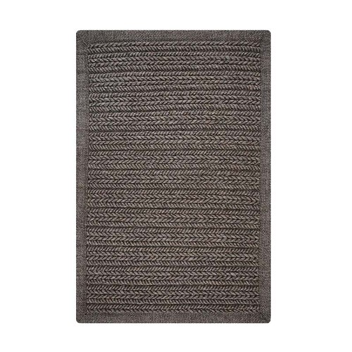 Jorden Ultra Cable Weave Braided Rug