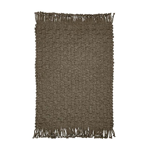 Sawyer Ultra Durable Basket Weave Braided Rug