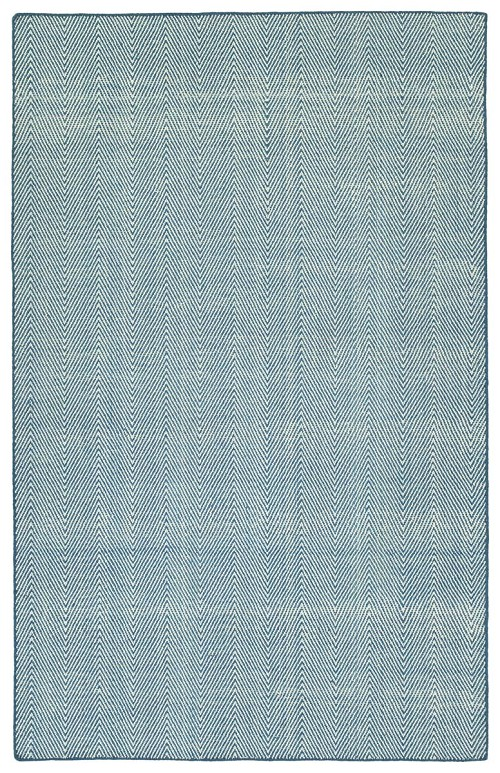 Kaleen Ziggy ZIG01-10 Denim Rug