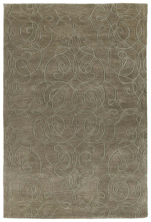 Kaleen Soho SOH01 27 Taupe Rug by Rachael Ray