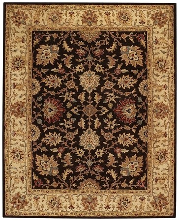 Coffee Monticello Rug by Capel