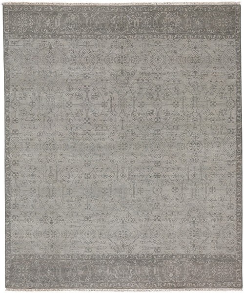 Capel Biltmore Barrier 1110-333 Grey Rug