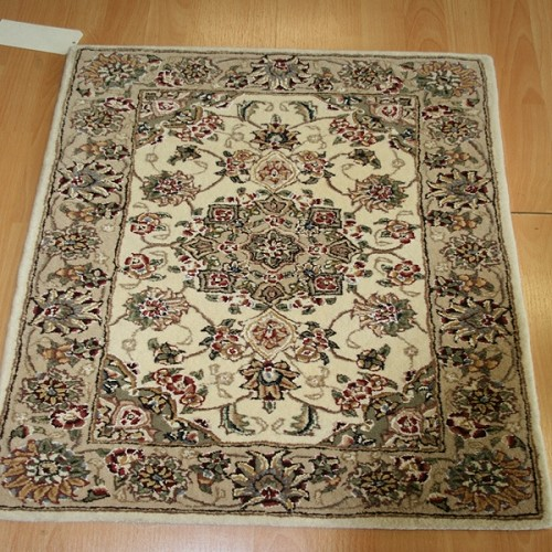 2 x 3 Wool & Silk Entry Rug