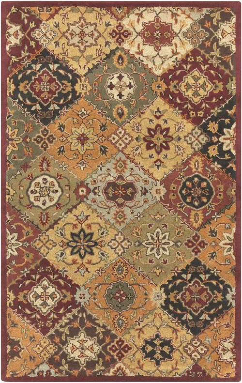 Artistic Weavers Buckingham Sophia AWOC2004 Multi Area Rug