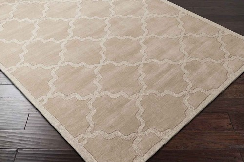 Artistic Weavers Central Park Abbey AWHP4020 Tan Area Rug