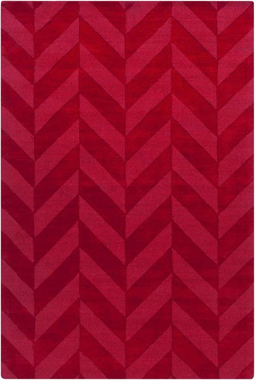 Artistic Weavers Central Park Carrie AWHP4026 Red Area Rug