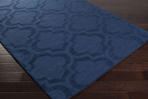 Artistic Weavers Central Park Kate AWHP4008 Navy Area Rug