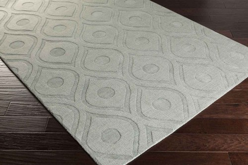 Artistic Weavers Central Park Zara AWHP4000 Grey Area Rug