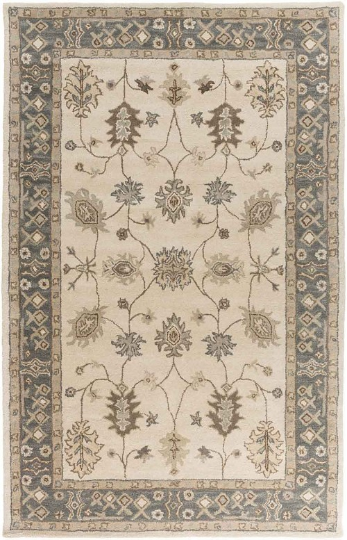 Artistic Weavers Middleton Willow AWHR2050 Grey/Ivory Area Rug