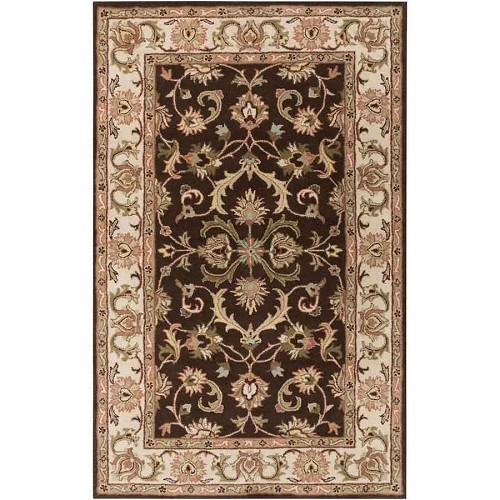 Artistic Weavers Oxford Aria AWHS2009 Brown/Ivory Area Rug