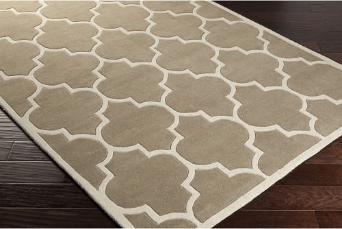 Artistic Weavers Transit Piper AWHE2012 Beige/White Area Rug