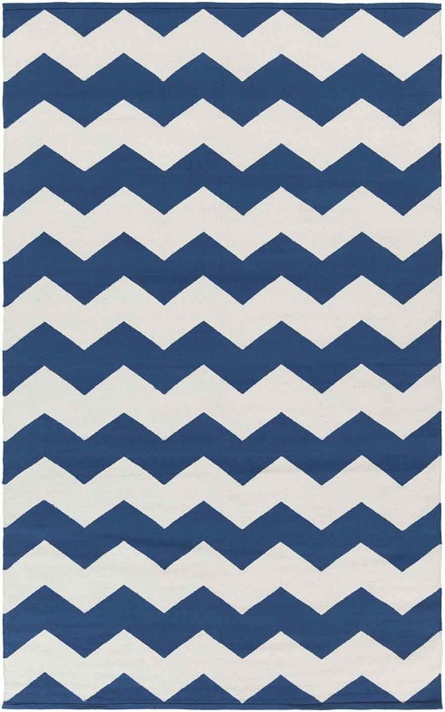 Artistic Weavers Vogue Collins AWLT3020 Blue/White Area Rug