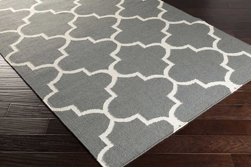 Artistic Weavers York Mallory AWHD1017 Grey/White Area Rug