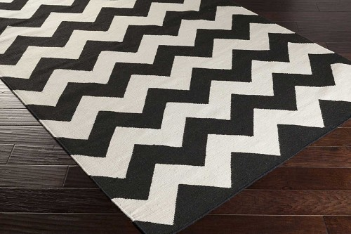 Artistic Weavers York Pheobe AWHD1036 Black/White Area Rug
