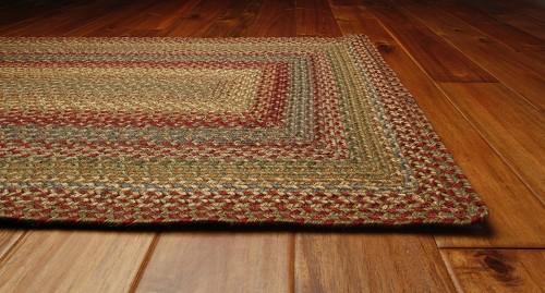 Azalea Braided Rug by Green World & Homespice