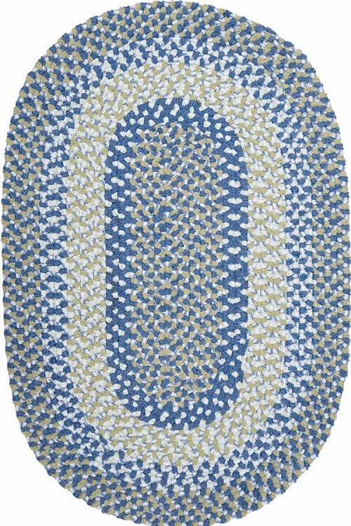 Blokburst BK59 Blueberry Pie Rug by Colonial Mills