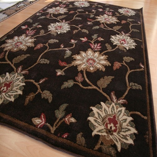 Payless Rugs Clearance Brownstone 5 ft 3 in x 7 ft 7 in - $199