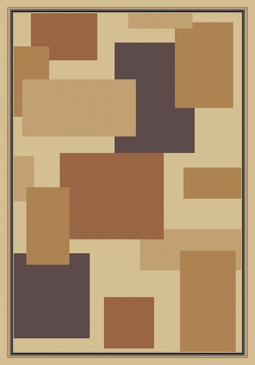 Bryant Beige 040 38714 Manhattan Rug by United Weavers